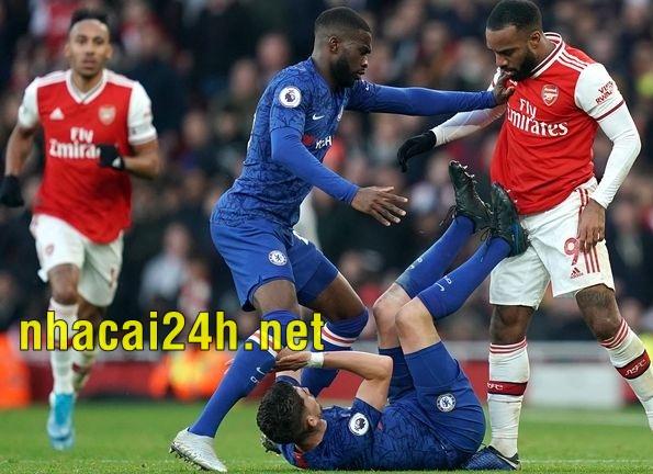 Chung Kết FA Derby thành Lodon: Arsenal vs Chelsea 23h30 ngày 01/08/2020